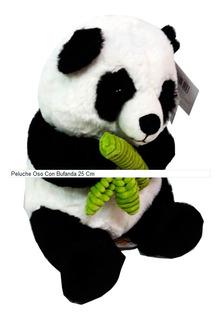 Peluche Oso Panda 25 Cm