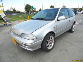 Chevrolet Swift 1.0 Mt 1000cc