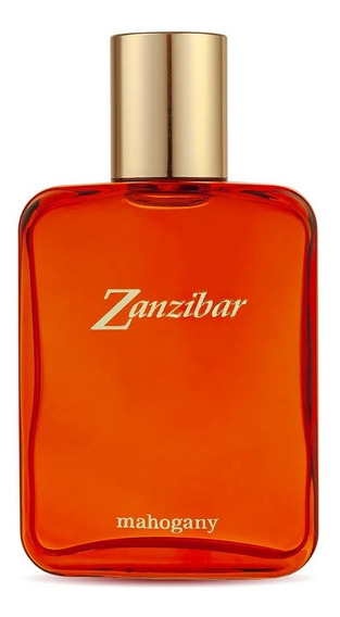 Fragrância Desodorante Zanzibar 100ml + Brinde - Mahogany