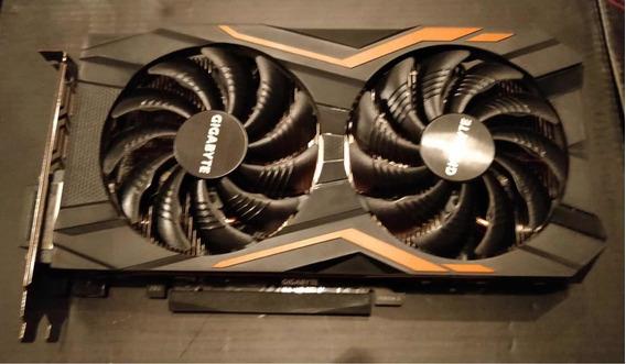 Gigabyte Gtx 1050 Ti G1 2x Windforce Con Fácil Overclock