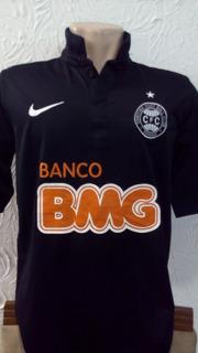 Camisa Coritiba Oficial Preta Nike M - 2013 Uniforme 3
