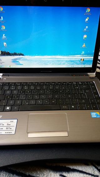 Notebook Itautec W7430