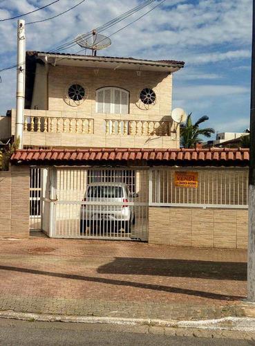 Imagem 1 de 24 de Casa Com 3 Dorms, Solemar, Praia Grande - R$ 430 Mil, Cod: 2271 - V2271