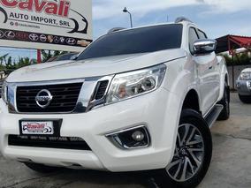 Nissan Frontier Np300 Le 4x4 Blanca 2019