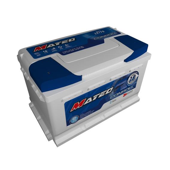 Bateria Mateo 12x75 Nafta Ford Mondeo