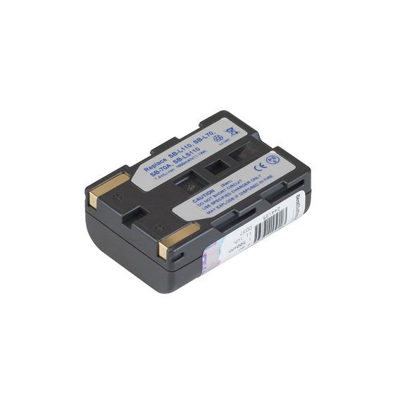 Bateria Para Filmadora Samsung Série-sc-d Sc-d29 Duracao No