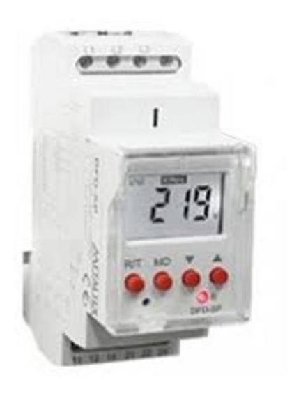 Rele Monitor De Tensao Trifasica C/ Display Dfd-sp