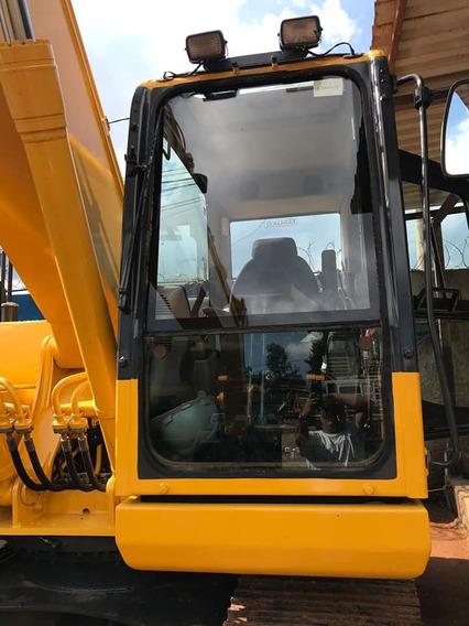 Escavadeira Komatsu Pc 200 Ano 2012