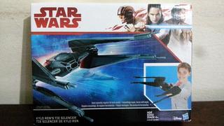 Tie Silencer Kylo Ren Star Wars The Force Awakens Zona Retro