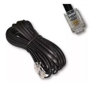 Cable Repuesto Epicentro 6 O 4 Hilos Punta Control Bajos