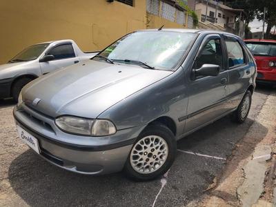 Fiat Palio El 1.6 8v Completo Cinza - 1998