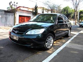 Honda Civic 1.7 Lx 16v Gasolina 4p Manual De Particular