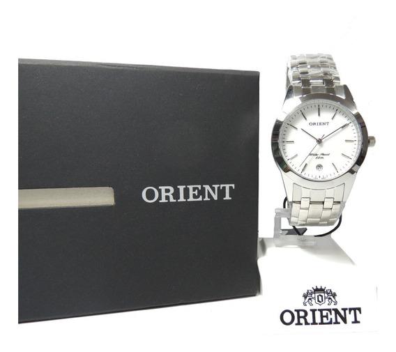 Relógio Orient Feminino Mbss1004a B1sx - Nota Fiscal E Garan