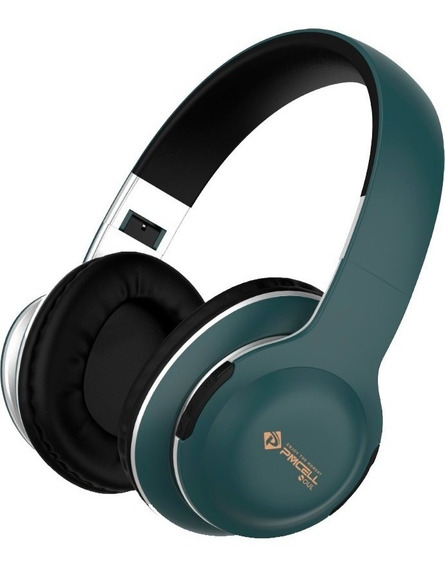 Fone Headphone De Ouvido Bluetooth Stereo P2 Sd Pmcell Hp-42