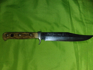 Cuchillo Original Puma Bowie 6396