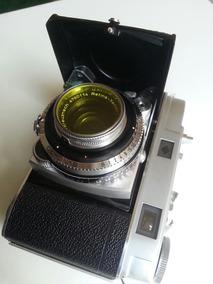 Rangefinder Alemã Kodak Retina Iic Perfeita