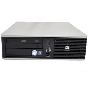 Computador Hp Compaq Dc5800 Core2duo, 2gb, 160gb + Brinde
