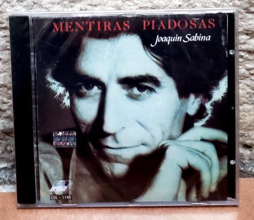 Joaquín Sabina - Mentiras Piadosas (cd Nuevo Sellado)
