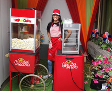 Alquiler De Carritos Snacks : Pop Corn, Algodónes, 964367355