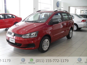 Volkswagen Suran Comfortline 1.6 8v 101cv 0km Rojo