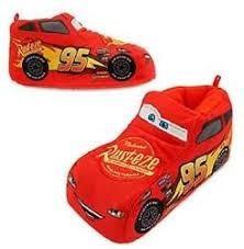 Pantuflas Con Luces Cars