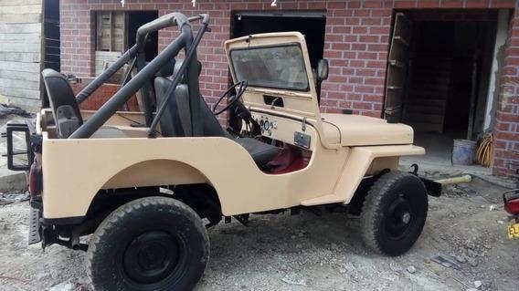 Jeep Willys Mod 1300 Modelo 50