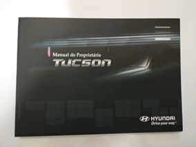 Manual Proprietário Hyundai Tucson 2009 Até 2011 Novo