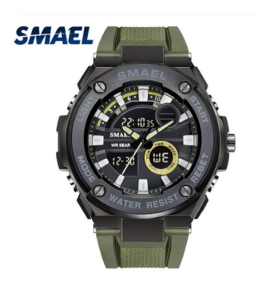 Relógio Smael Original Militar Prova D