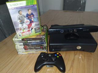 X Box 360 Slim 4gb