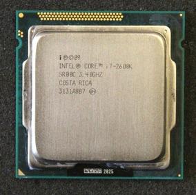 Processador Intel Core I7 2600k 3.4ghz Lga 1155