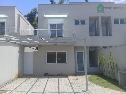 Imagem 1 de 30 de Sobrado Com 3 Dormitórios À Venda, 203 M² Por R$ 851.334 - Jardim Rebelato - Cotia/sp - So0161