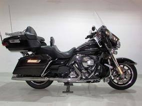 Harley-davidson Electra Glide Ultra Limited 2014 Preta