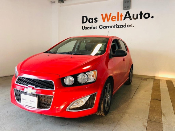 Chevrolet Sonic Paq H. Rs Manual Turbo Hatchback Quemacocos