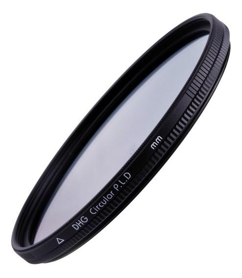 Filtro Polarizador Circular Pld Dhg Marumi P/ Lente Ø 49mm