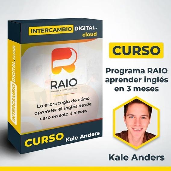Kale Anders-curso De Ingles Aprende Ingles En 90 Días