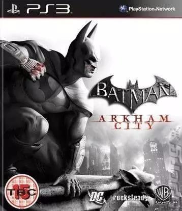 Batman Arkham City Ps3 Mídia Física
