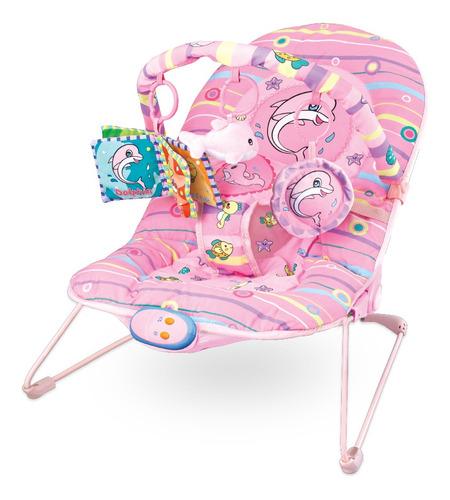 Cadeira De Descanso Musical Reclinável Dolphin Maxi Baby