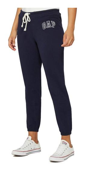 Ropa Deportiva Mujer Pants Clásico Logo Cordón Ajustable Gap