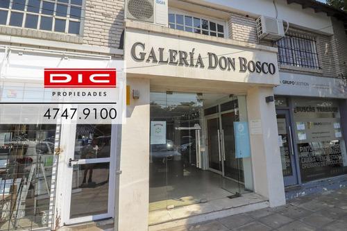 Imagen 1 de 18 de Local 72m2 C/espacio Guardacoche En Galería Don Bosco