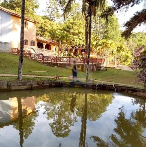 Imagem 1 de 13 de Sítio Com 3 Dormitórios À Venda, 30000 M² Por R$ 890.000,00 - Campo Novo - Bragança Paulista/sp - Si0215