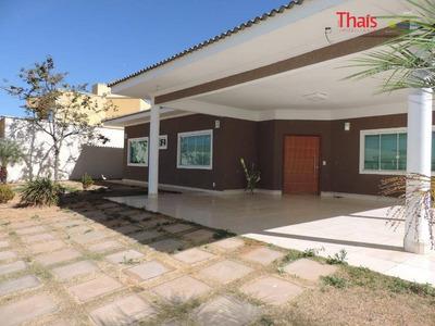 Casa Com Piscina, 03 Suítes, Cozinha Com Armários À Venda, Região Dos Lagos, Sobradinho. - Ca1985