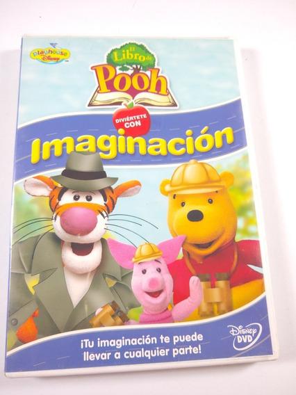 Libro De Pooh Diviertete Con Imaginacion