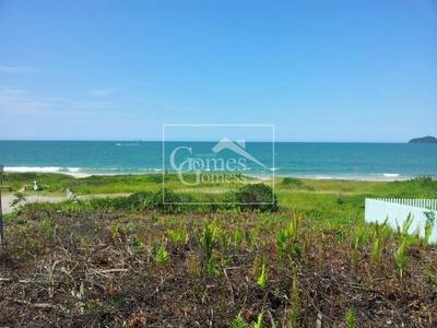 Venha Construir Para Morar Em Frente Ao Mar Na Praia Do Itacolomi Em Balneário Piçarras - Sc. - Te048