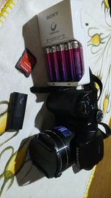 Câmera Fotográfica Semi Profissional