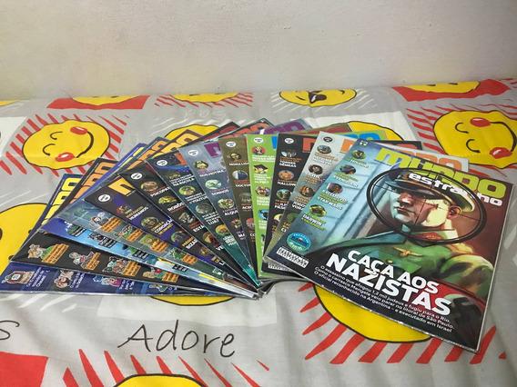 Revistas Mundo Estranho - Edições De 2015 (por Unidade)