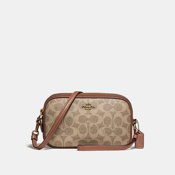 Bolsa Coach Sadie Crossbody Clutch