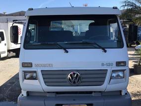 Volkswagen Vw 8120 Guincho Plataforma Gf