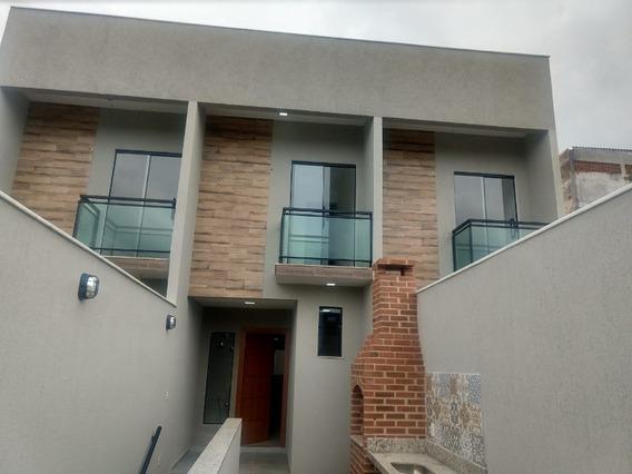 Ca0070 Casa Duplex C/ 2 Quartos Sendo 1 Suíte - Campo Grand