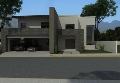 Hermosa Residencia En Privada Valle Alto, Carretera Nacional