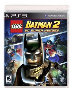Lego Batman 2 Dc Super Heroes Ps3 (nuevo)